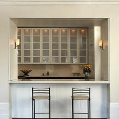contemporary kitchen by Fogarty Finger