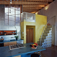 Industrial Kitchen by WA design