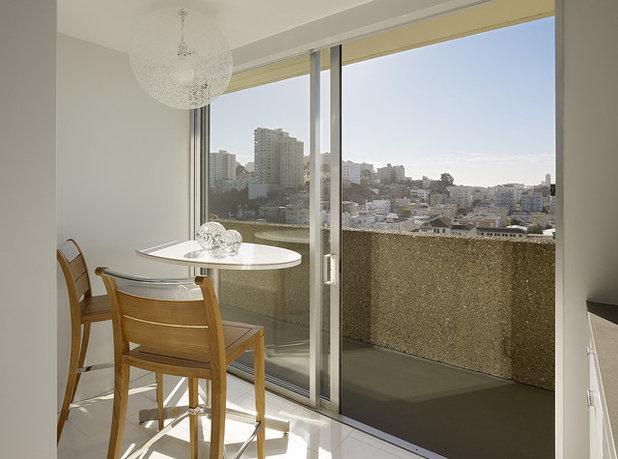 Modern Kitchen by Mark English Architects, AIA
