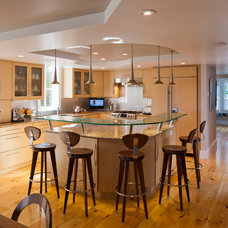 Contemporary Kitchen by Polhemus Savery DaSilva