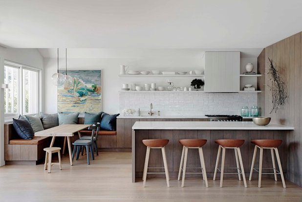 Coastal Kitchen by Vitale Design