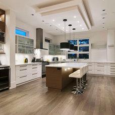 Contemporary Kitchen by Brett Mochinski LTD.
