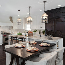 Traditional Kitchen by Beckwith Interiors