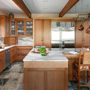 Forest Retreat Kitchen