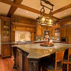 Traditional Kitchen by Patty Jones Design, LLC