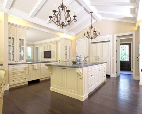 Tan Kitchen Home Design Ideas, Pictures, Remodel and Decor