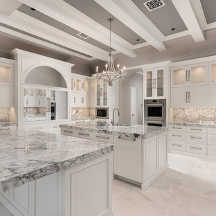 75 Beautiful Modern Marble Floor Kitchen Pictures Ideas October 2020 Houzz,How To Organize Your Bathroom Counter