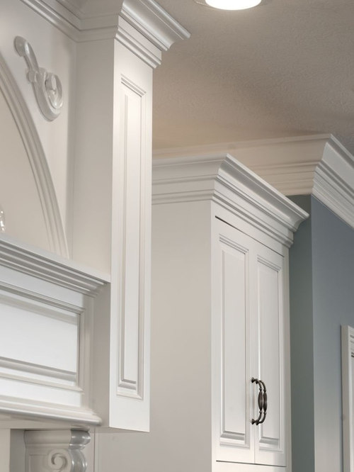 Square Crown Molding | Houzz