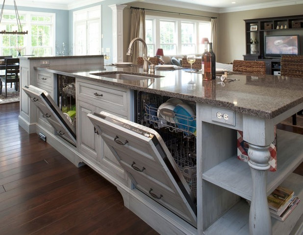 5 Dream Kitchen Must Haves: Houzzers Say: Top Dream Kitchen Must-Haves