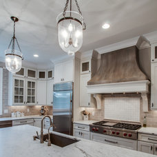 Traditional Kitchen by Frenchs Cabinet Gallery llc