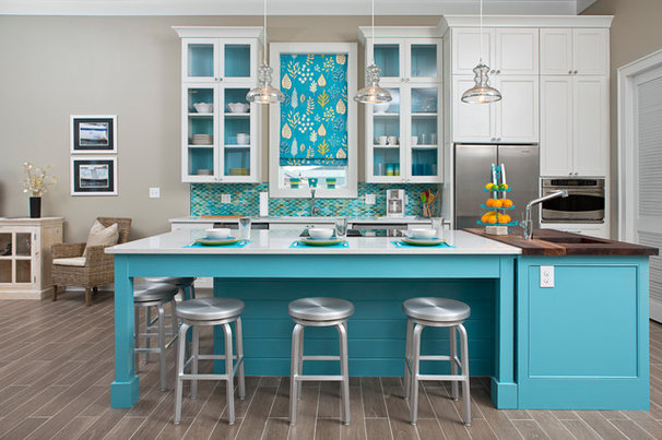 Contemporary Kitchen by Greg Riegler Photography