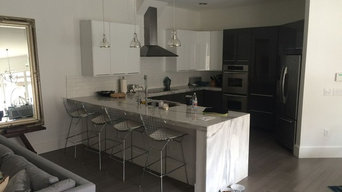 Fort Myers Modern Kitchen Remo