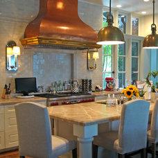 Traditional Kitchen by k.sutherland design