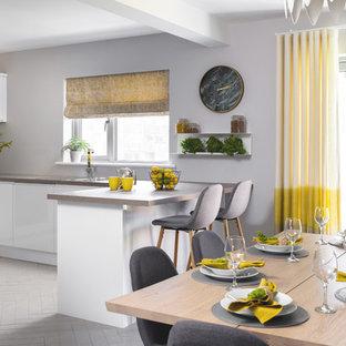 Mustard Yellow Kitchen Ideas Photos Houzz