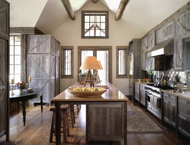 Traditional Kitchen by OSM Wyoming, Inc.