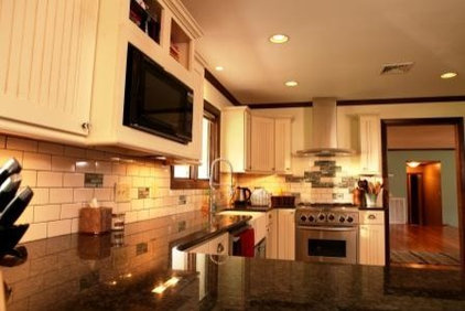 Traditional Kitchen by Modern Supply