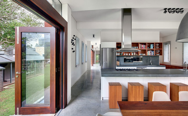 Country Kitchen by Roth Architecture