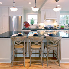 Traditional Kitchen by Wells Design