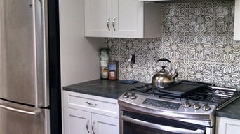 Frameless Construction Cabinetry