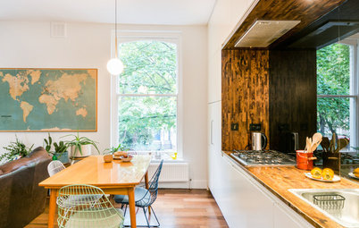 My Houzz: London Living for an Architect-Turned-Food Stylist