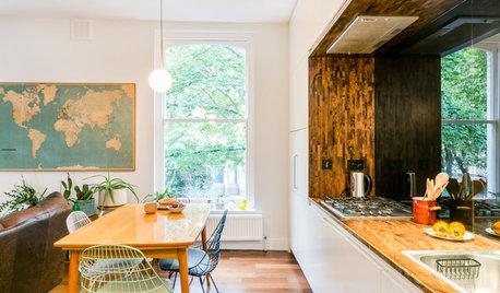 Houzzbesuch: Das Londoner Zuhause einer Food-Designerin