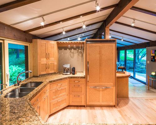 Best frank lloyd wright inspired kitchen design ideas for Frank lloyd wright kitchen ideas