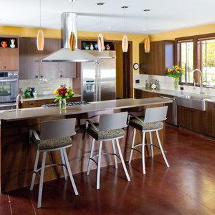 Frank Lloyd Wright Inspired House