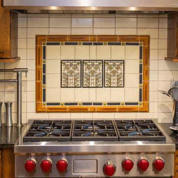 Frank Lloyd Wright Inspired Remodel