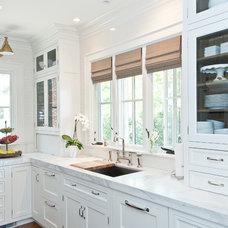 Traditional Kitchen by Rebekah Zaveloff   KitchenLab