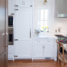 Traditional Kitchen by Rebekah Zaveloff | KitchenLab