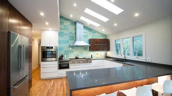 Franklin Modern Kitchen