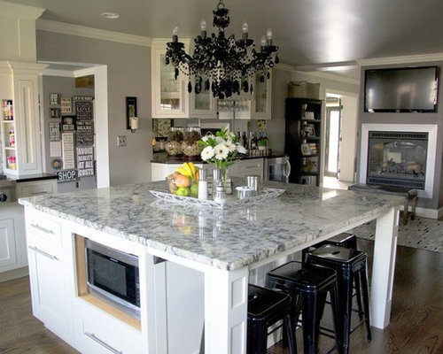 Ice Blue Granite Home Design Ideas Pictures Remodel And