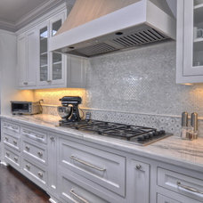 Traditional Kitchen by LuAnn Development, Inc.