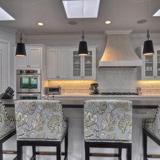 Contemporary Kitchen by LuAnn Development, Inc.