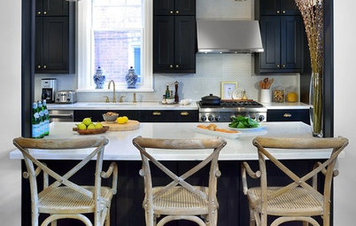 Kitchen of the Week: Galley Kitchen Is Long on Style