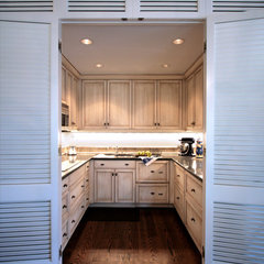 contemporary kitchen by 708 Studios, LLC