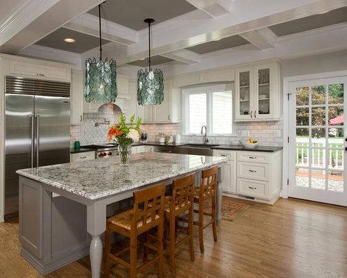 terrific french colonial kitchen   Award Winning French Colonial Kitchen