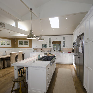 French-Contemporary Kitchen