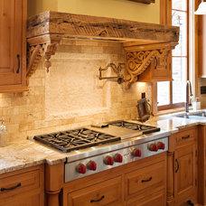 Mediterranean Kitchen by Kitchen & Bath Cottage