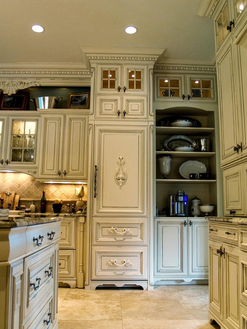 Traditional French Country Kitchen