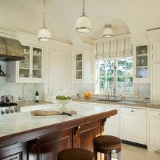Traditional Kitchen by John Malick & Associates