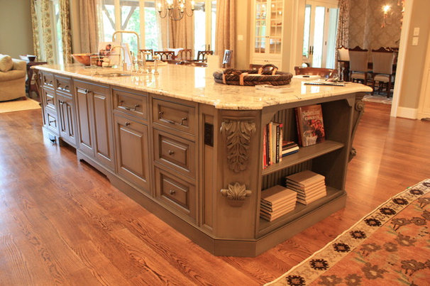 Traditional Kitchen by Wildwood Cabinetry