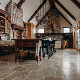French Country Kitchen Addition