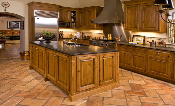 Rustic Kitchen by Kitchen Classics - Charles Heller