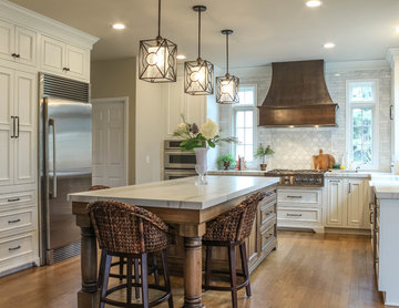 French Country Kitchen in Howell, MI