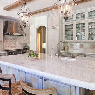 French Country Kitchen In McKinney