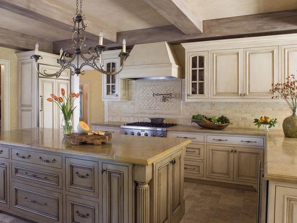 Traditional Kitchen by Seana Stockton Interiors