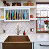 Dish-Drying Racks That Don't Hog Counter Space