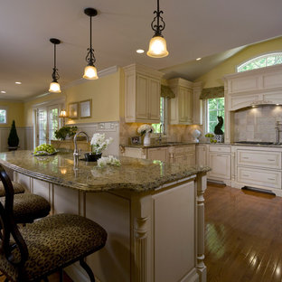 French Country Kitchen with a Twist