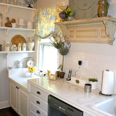 Eclectic Kitchen by Arborwoods Manor